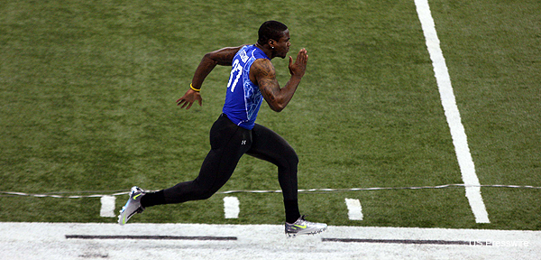 Top Cornerback Prospects Shine In Final Day Of Combine