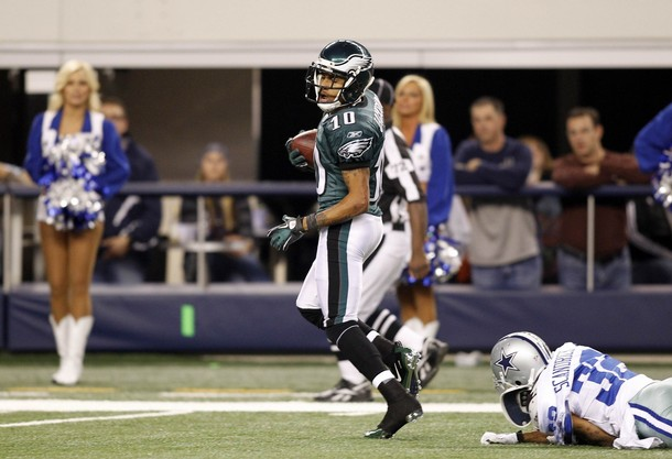 DeSean Jackson Tells Fans Don't Sweat The Lockout, It Will Get Worked Out