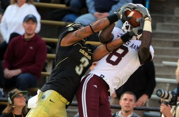 Eagles Get Visit From Jimmy Smith, Colorado Cornerback
