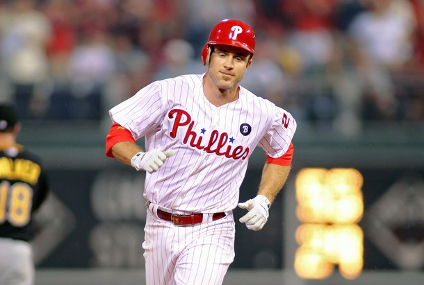 Notes From The Phillies' 5-2 Loss To Chicago