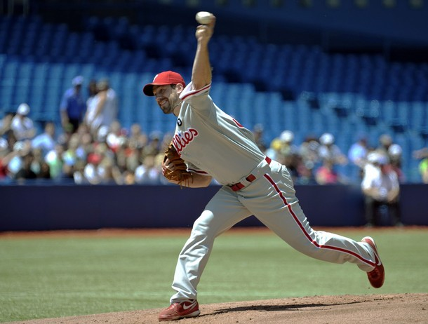 Lee Implodes Late, Phillies Lose Series Finale