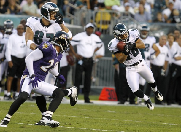 Eagles-Ravens Game Draws Great TV Ratings