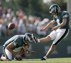 Observing The Eagles Rookie Specialists