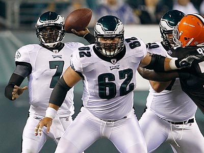 It's Official Rookie Jason Kelce Is The Starter At Center