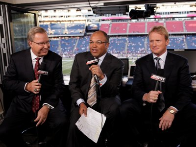 Ron Jaworski Sees Eagles Getting Off To A Slow Start