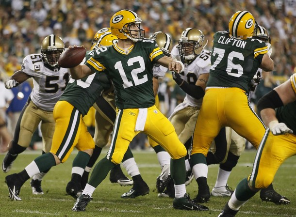 Packers Make It Clear That They're The Team To Beat