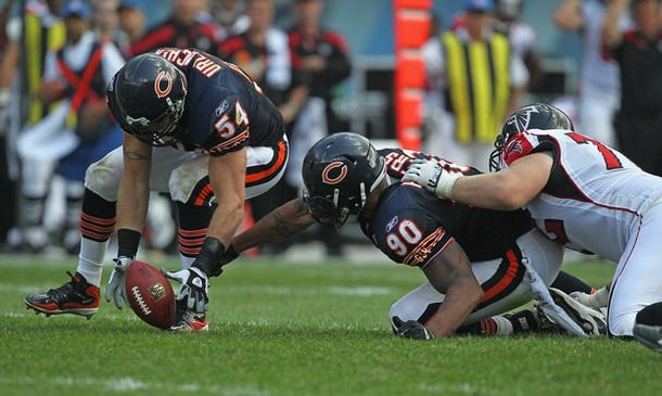 Packers Still Top Team In NFC, But Bears May Be Closing