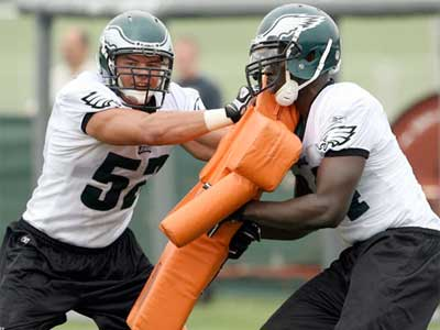 Eagles Cut Roster Down To 53