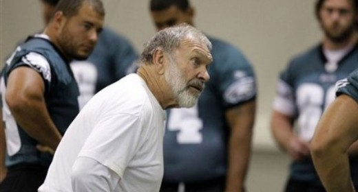 """Tra Thomas Believes Eagles """"O"""" Line Is Headed For Trouble On Sunday"""