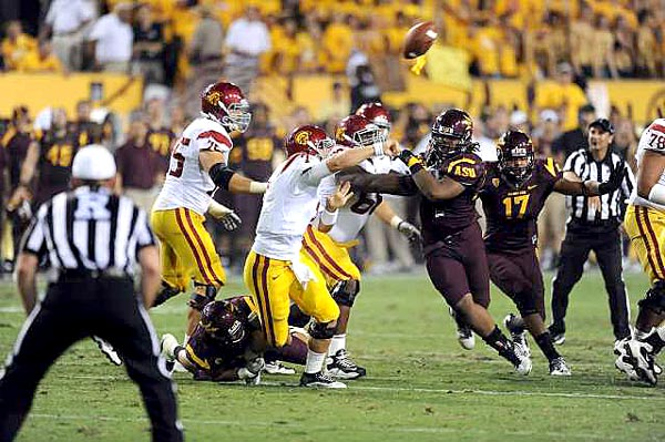 Barkley And The Kiffins Continue To Hurt The USC Trojans