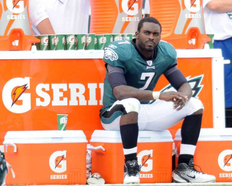 Vick likely to play on Sunday?