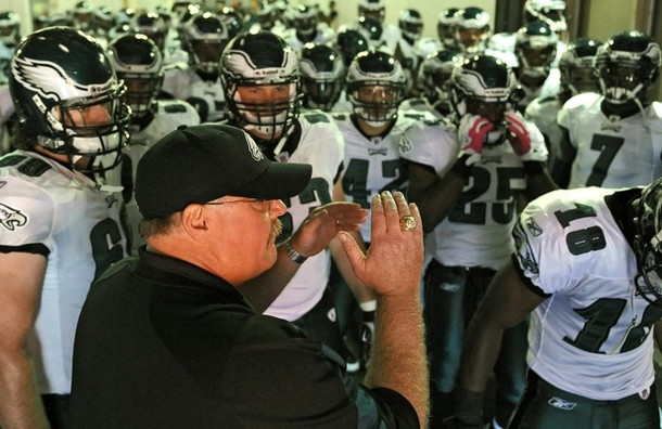 A Defense Of Eagles Head Coach Andrew Walter Reid