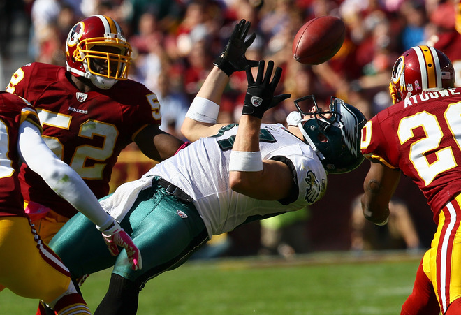 Eagles Debut New Balanced Offensive Game Plan