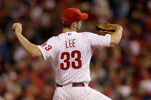 No Major Changes Expected In Phils Pitching Rotation