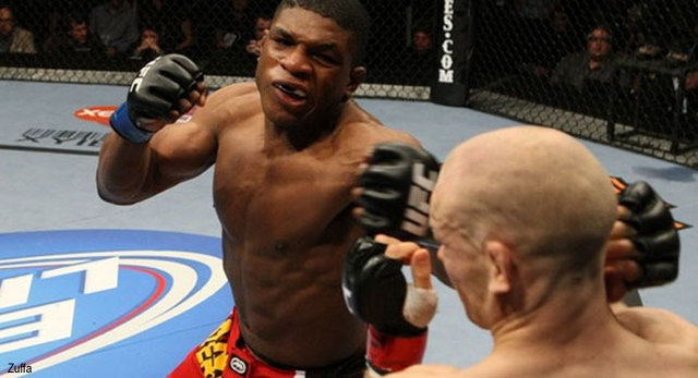 In MMA Action: Former UFC Star, Daley Dominates Fioravanti