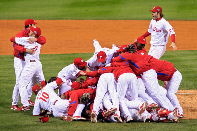 How To Make The Phillies Champions Again