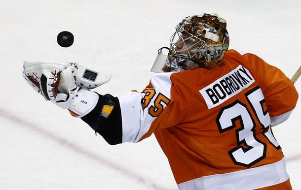 Do We Have A Goaltender Controversy With Bryzgalov And Bobrovsky?
