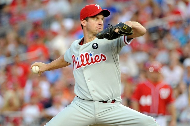 Phillies Decline Options On Oswalt & Lidge
