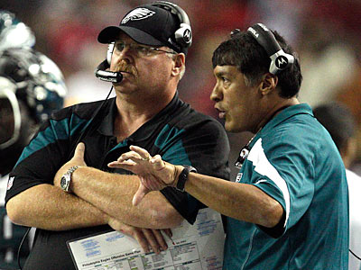 Eagles Reid Continues To Stand Behind Castillo