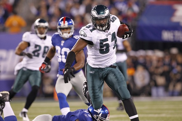 Kenny Phillips And Jamar Chaney Among First Wave Of Eagles' Cuts