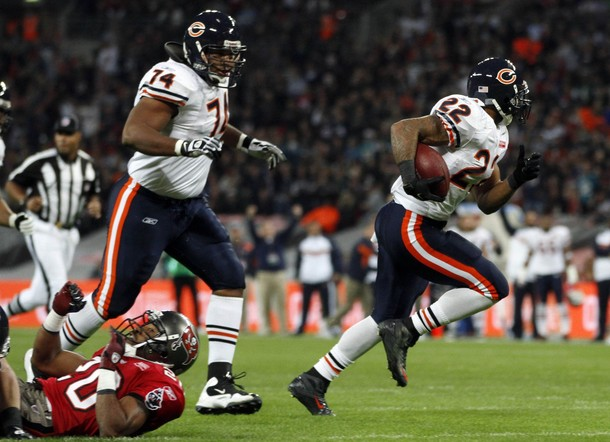 Scouting Report On The Bears Offensive Skill Positions