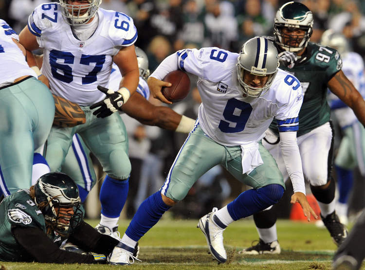 Cowboys' Weapons Will Be Tough Task for Eagles Defense