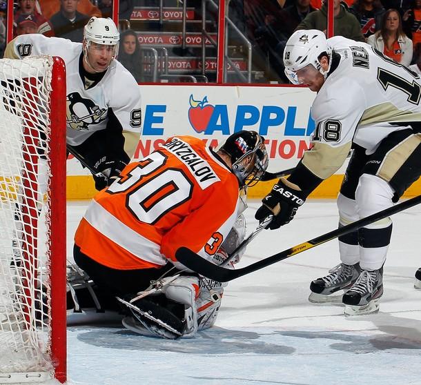 I Owe Bryzgalov an Apology as Flyers Shut Down Penguins 3-2