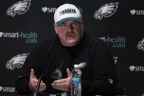 Andy Reid; Come Out, Come Out Wherever You Are