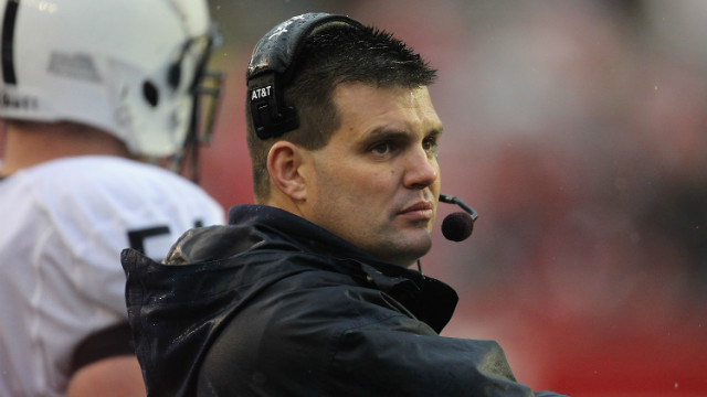 Jay Paterno Leaving His Coaching Position At Penn State