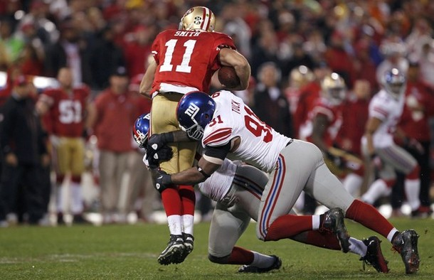 There's a Big Difference Between The Giants And The Eagles
