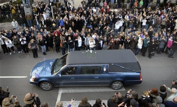 The Passing Of Joe Paterno Through The Eyes Of A Penn State Student