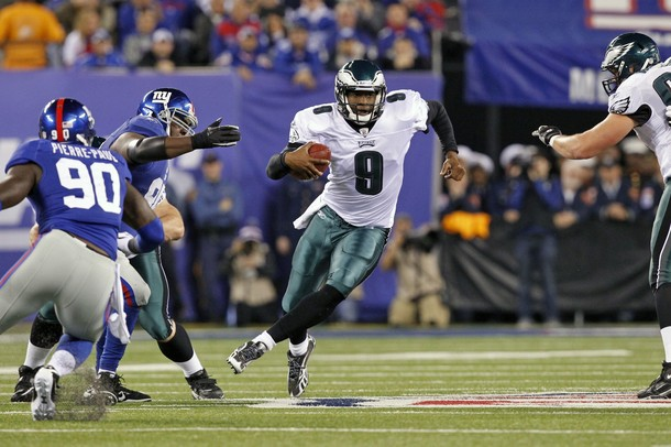 This Same Giants Team Lost To A Vince Young-Led Eagles Team