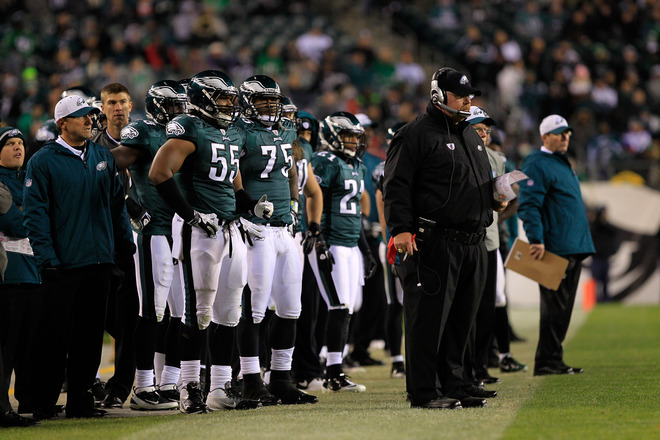This Is An Off Season Which Andy Reid & The Eagles Must Win