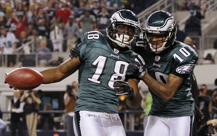 2012 NFL Offseason: The Eagles Wide Receivers