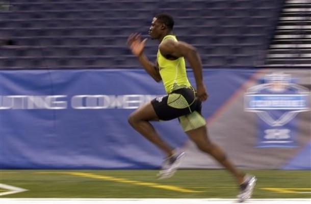 No Major Surprises In Defensive Backs Workout At NFL Combine