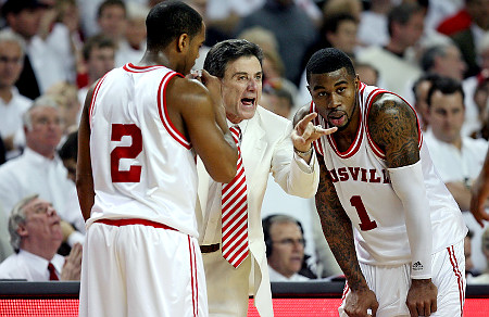 Rick Pitino:  Wants Temple To Join Louisville In Big East
