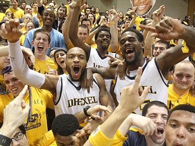 Givens Makes History In Drexel Win; How Did Dragons Get So Good?