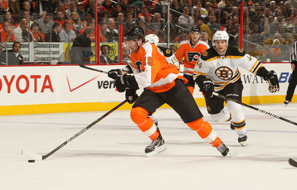 The Orange And Black Will Need Scott Hartnell To Continue To Shine