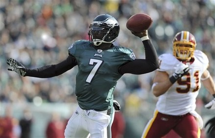 2012 NFL Offseason: The Eagles Quarterbacks