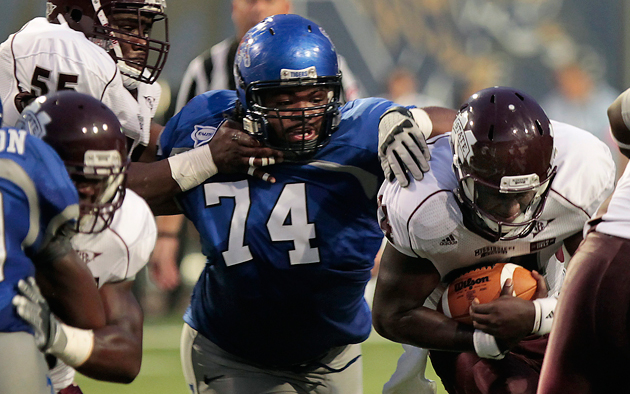 Is Dontari Poe Another Workout Warrior Like Mike Mamula?