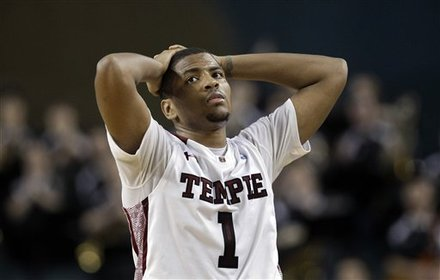 UMass Stuns The 21st Ranked Temple Owls