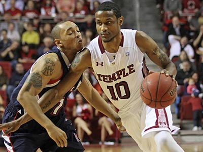Temple Joins The Big East, Awkward Moments With Villanova Ensue
