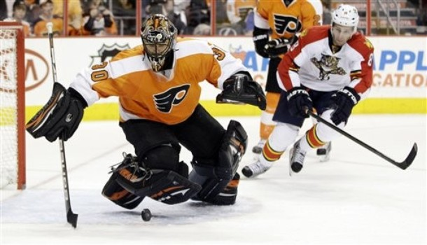 All Bryzness: Flyers Win Fourth Straight Against Panthers