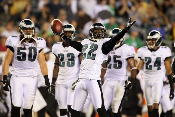Falcons Talking To The Eagles About Asante Samuel