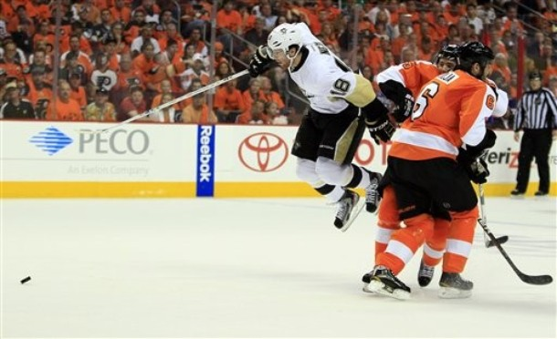 James Neal Suspended One Game, Arron Asham Four by NHL