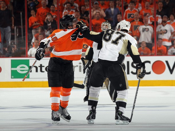 Penguins Lose Composure, Fall 8-4 in Pivotal Game Three