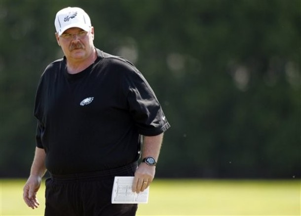 Eagles Season Will Come Down To Andy Reid And Michael Vick
