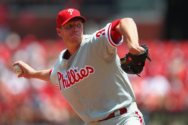 Halladay Out 6-8 Weeks