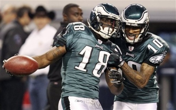 Report: Eagles Prefer To Keep Maclin Over Cooper