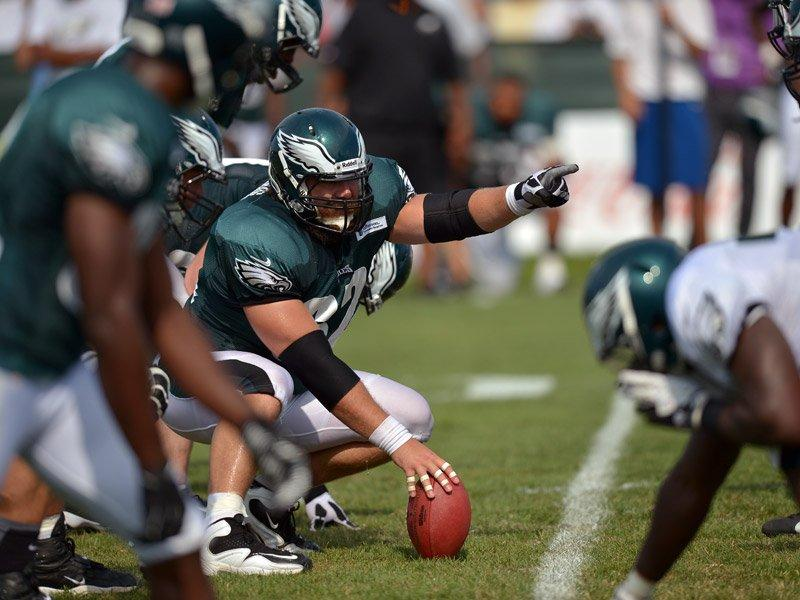 Eagles Practice Rewind: More Hitting And Fighting, And Another Injury